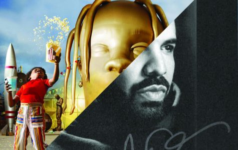 Album of the Summer: Astroworld or Scorpion?