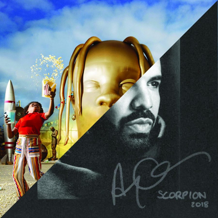 Album of the Summer: Astroworld or Scorpion?