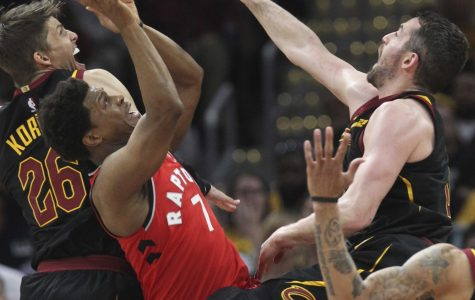 RAPTORS TIME TO SHOW THEY ARE FOR REAL