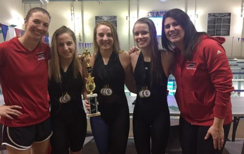 Swimmers will miss Meyer's legacy, but excited for a season with Seidel