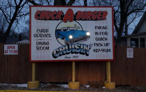 Chuck-A-Burger: Blast from the Past