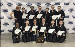 Varsity Dance Team Places at State