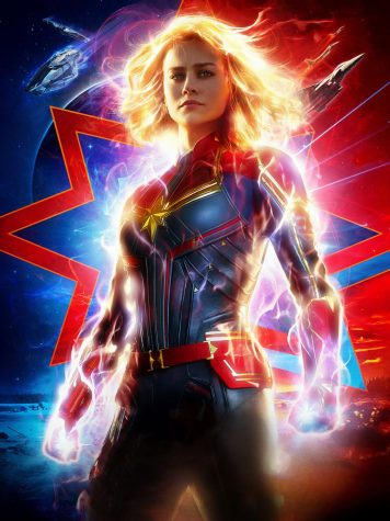 Captain Marvel: Excitingly Average