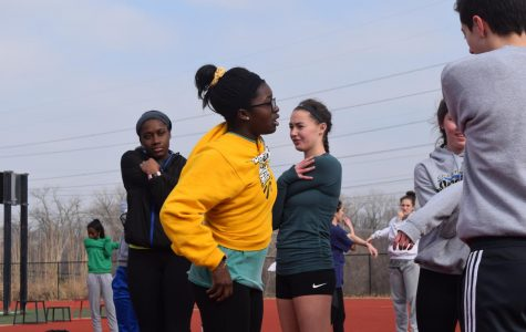Track Team Updates Coaching Staff