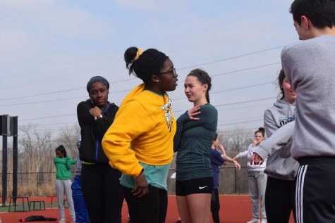 Henle Holmes Invitational a success for girls track team