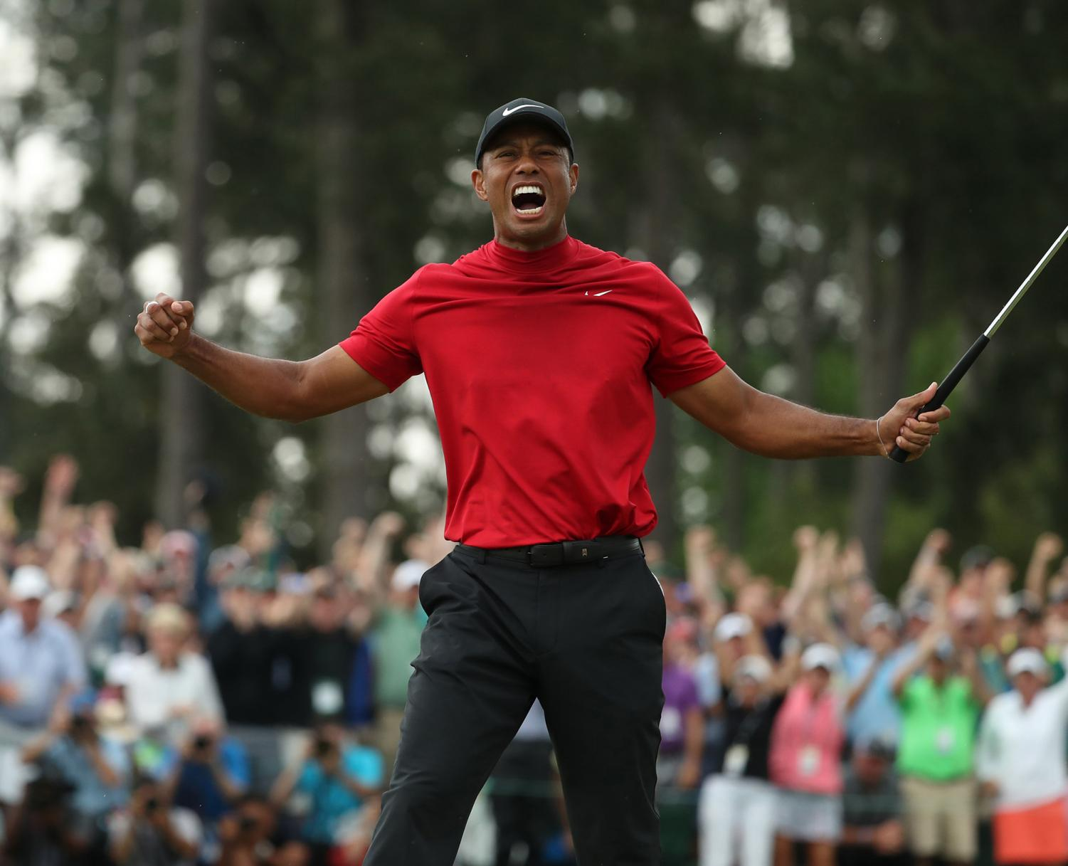 If Tiger Woods, at 43 and coming off his 15th major championship after winning the Masters on Sunday, would chose to play in the inaugural 3M Open in Blaine, it would be a can't-miss ticket for even casual golf fans.  USA