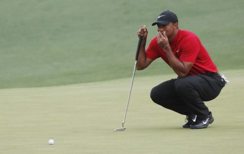 After Masters Win, Tiger favorite at Bethpage Black