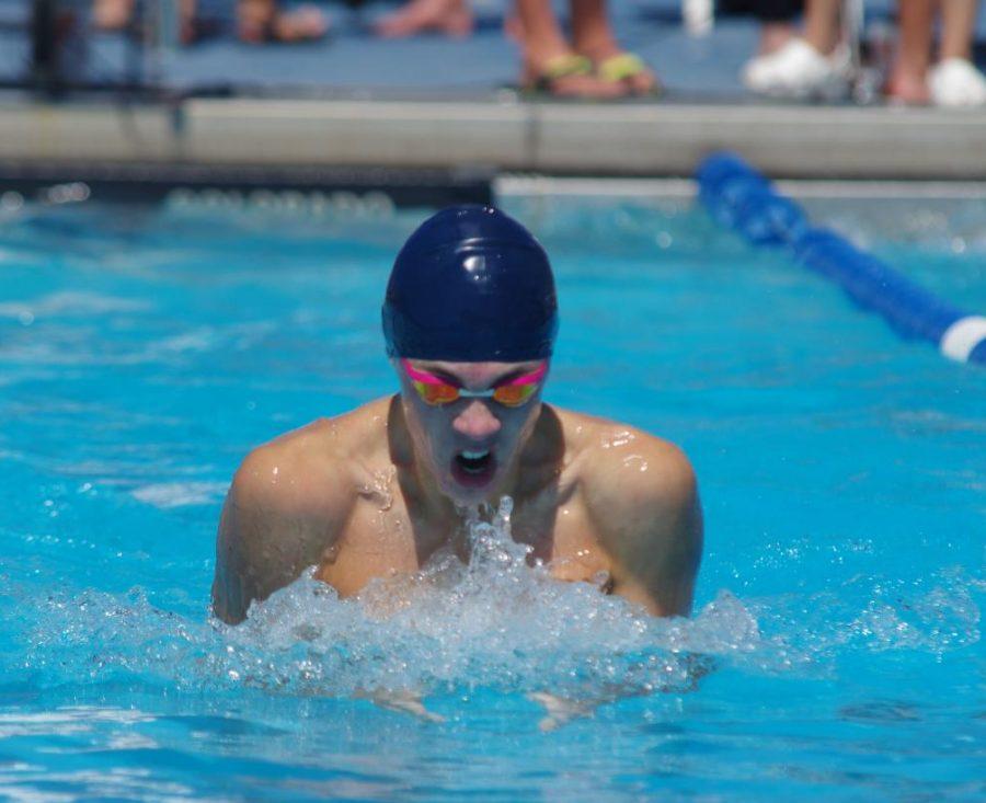 Boys go 3 for 3 at Cape Girardeau swim meet