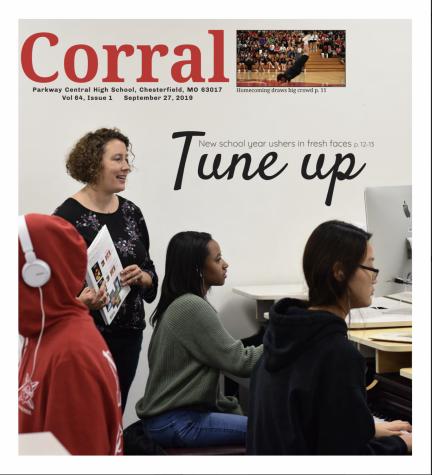 September 2019 Corral