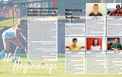 New Beginnings: Field Hockey and New Teachers