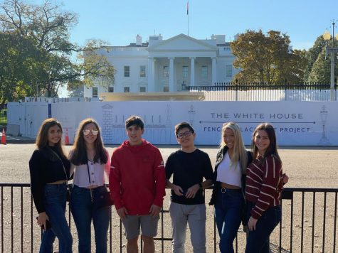 Journalism Students Travel to Washington DC