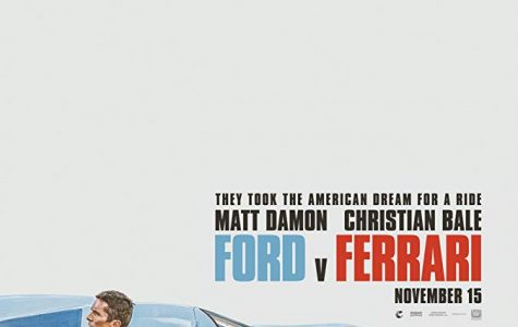 Ford v Ferrari: Fast Cars and Angry Christian Bale