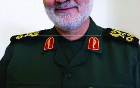 Iranian Maj. Gen. Qasem Soleimani on Mar. 11, 2019. Soleimani was assassinated on Jan. 3 by an airstrike ordered by President Trump. Wikimedia Commons.