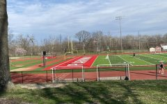 Picture of the new turf. Photo by Adam Booker
