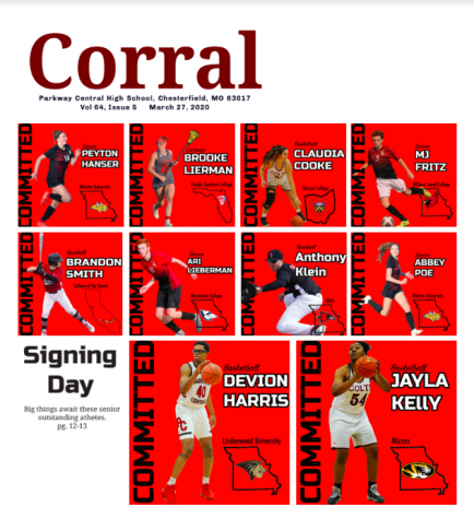 11 Athletes Sign to Play at the Collegiate Level