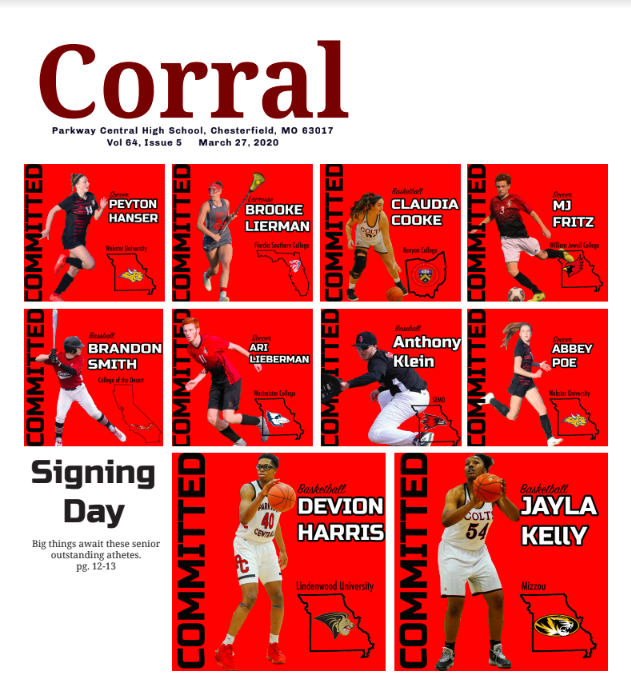11+Athletes+Sign+to+Play+at+the+Collegiate+Level