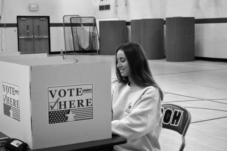 Voicing Your Vote