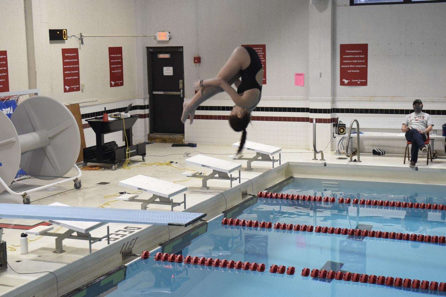 Hirsch dives into the deep end of Central