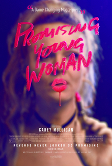 """Promising Young Woman"" is directed by Emerald Fennell and stars Carey Mulligan and Bo Burnham."