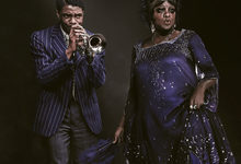 Ma Raineys Black Bottom, directed by George C. Wolfe, is an adaptation of an August Wilson play about a turbulent 1920s blues recording session. The film stars Chadwick Boseman as gifted yet difficult to work with trumpet player Levee, and Viola Davis as a fictionalized version of the Mother of Blues, Ma Rainey.