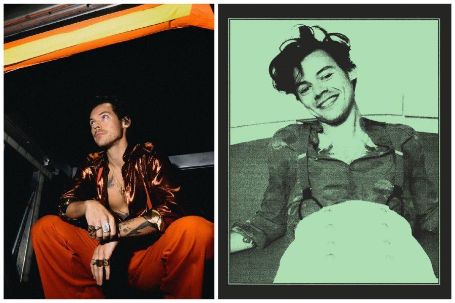 Pop Star Harry Styles in St. Louis, MO.